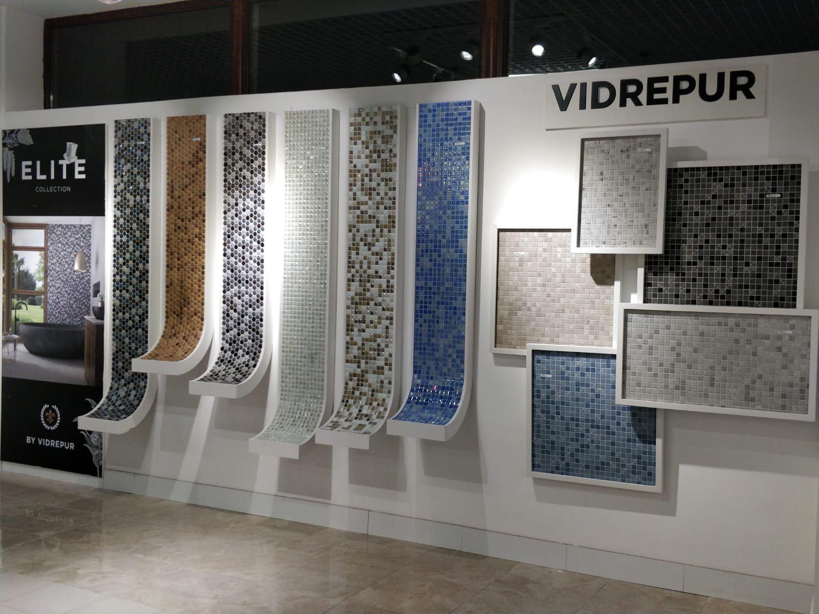 La red comercial de Vidrepur está presente en todo el mundo