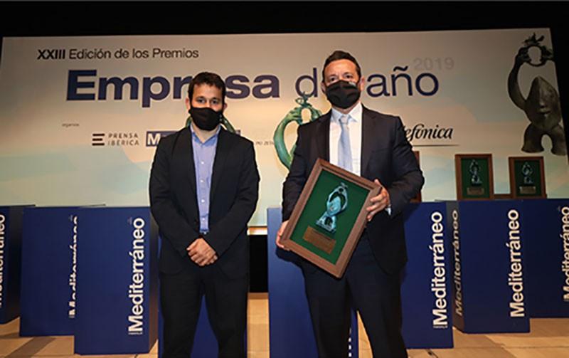 News Empresa Del An O Es Previa - Premio A La Mejor Empresa Del Año En La Categoría De Recursos Humanos - Noticias