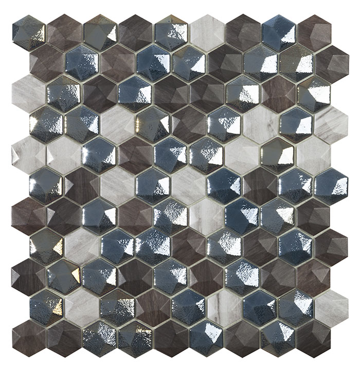 Sapelly Mix Hex