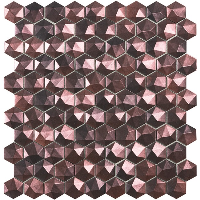 45 D Magic Bronze Hex