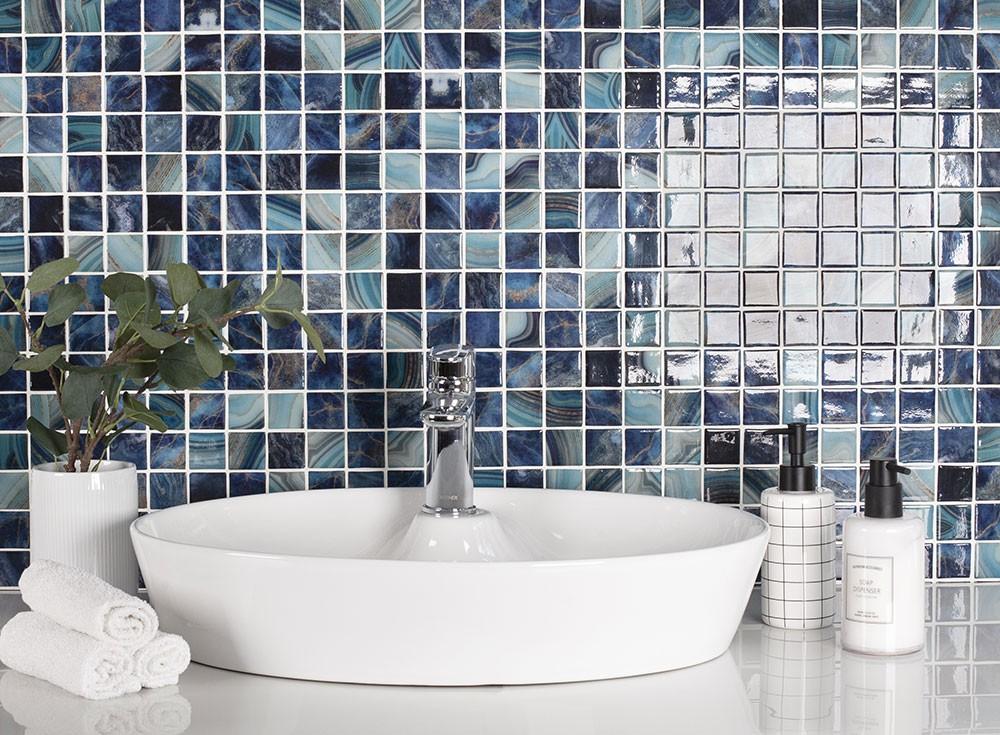 5604 Royal 38x38 4 - Mosaico Decorativo: Tendencia Para Baños Y Cocinas 2021 - Decoración