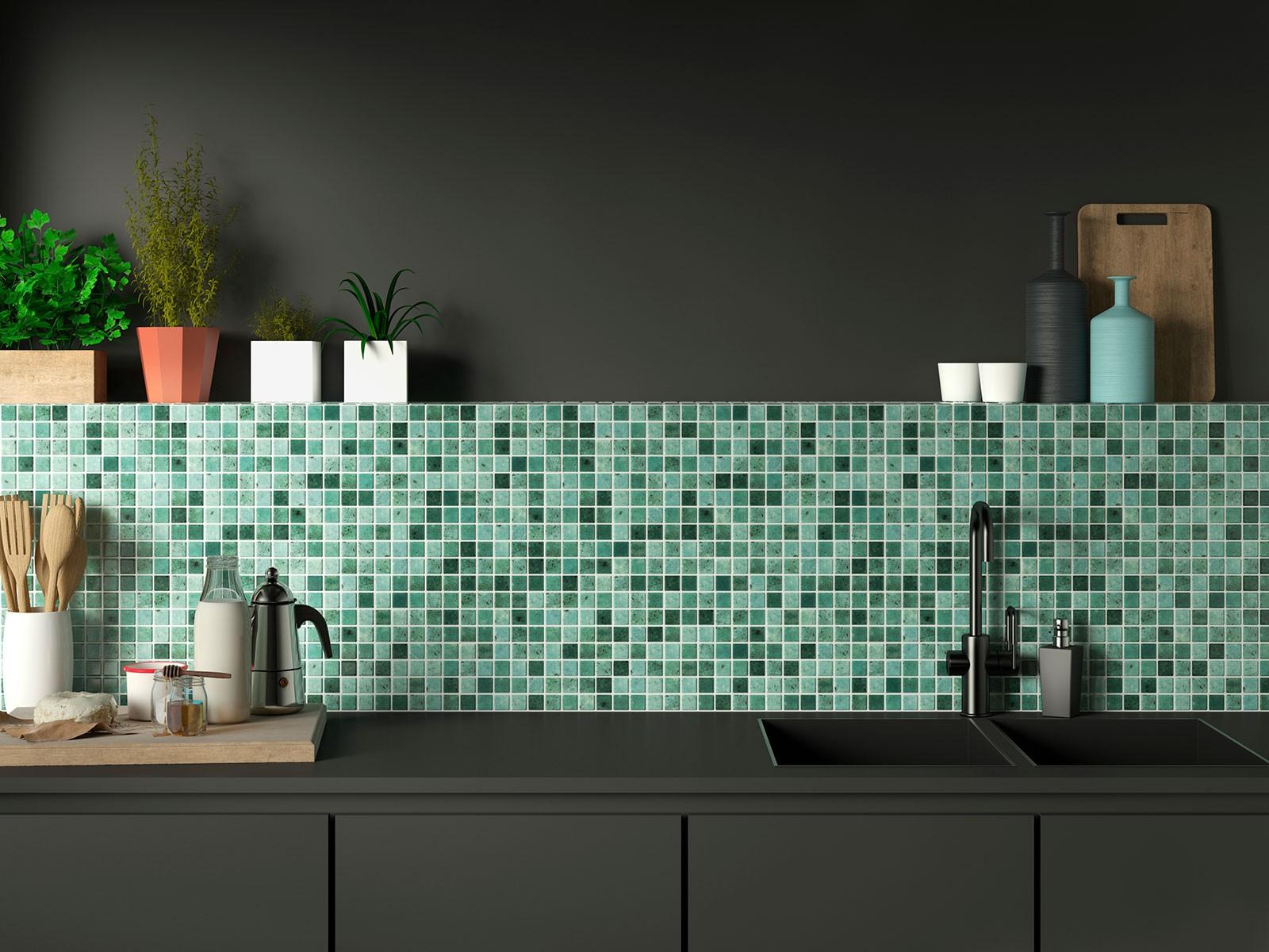 Mosaico Decorativo - Decoración