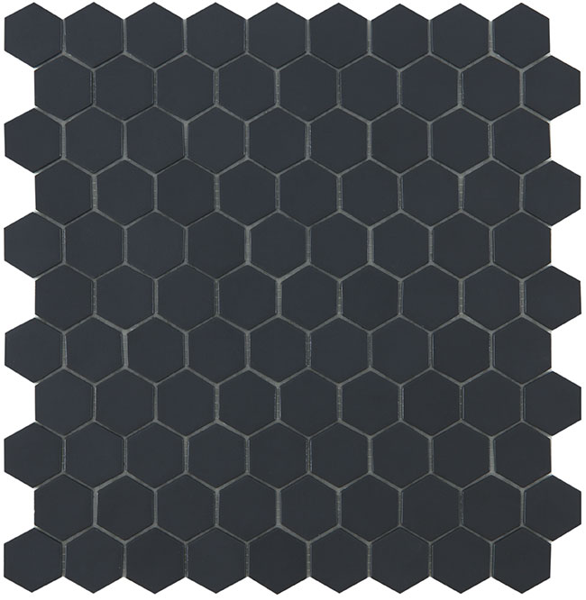 903 Matt Black Hex