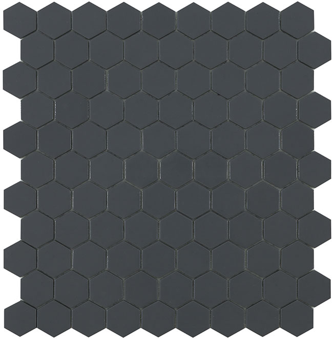908 Matt Dark Grey Hex