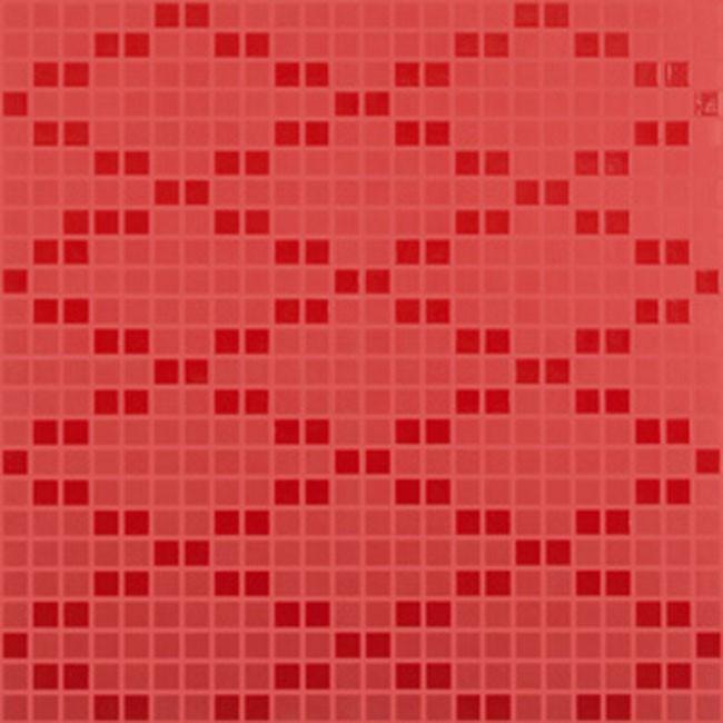 20 Geometria Rojo